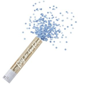 Baby Shower Gender Reveal Confetti Cannon