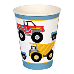 Big Rig Party Cups