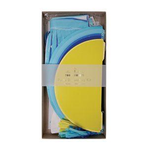 Blue Decorating Kit