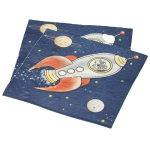 Buy Space Adventure Party Paper Napkins