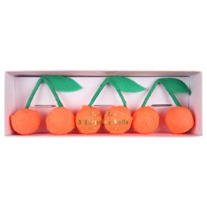 Cherry Surprise Balls