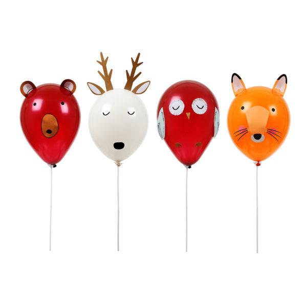 Forest Animals Balloon Kit
