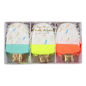 Ice Cream Piñata Party Favors