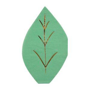 Leaf Napkins