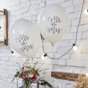 Mr & Mrs Balloons Boho