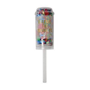Multi Color Confetti Popper