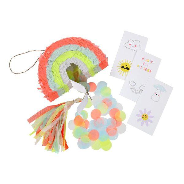 Rainbow Piñatas