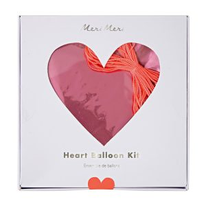 Valentine's Heart Balloons