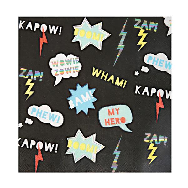 Zap Napkins Large