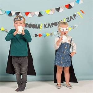 superhero party ideas for girls and for boys Bristol party shop