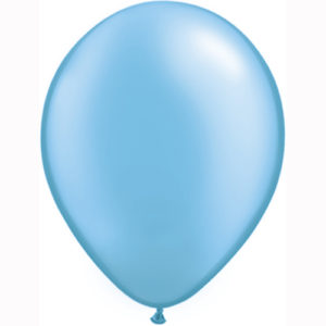 11 Inch Pastel Pearl Azure Solid-colour Latex Balloon