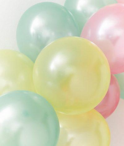 Buy 16 Pastel Balloons