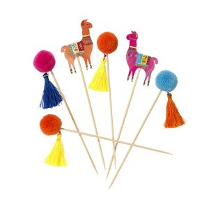 Buy Boho Pom Pom Picks