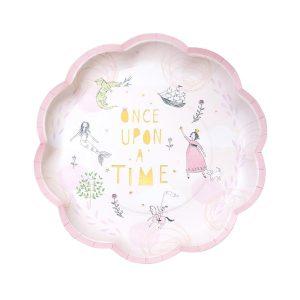Buy Fairytale Paper Plates