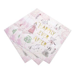 Buy Fairytale Pink Napkins