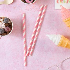 Buy Mix & Match Pink Straws