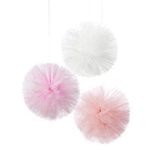 Buy Pink Pom Poms