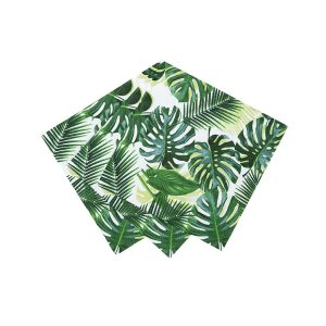 Buy Tropical Fiesta Palm Leaf Cocktail Napkins