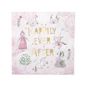 Fairytale Pink Napkins