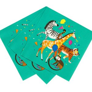 Buy Party Animals Napkins