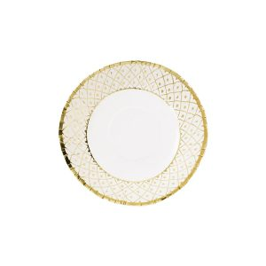 Buy Party Porcelain Gold Bowls