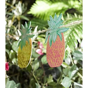 Buy Tropical Fiesta Pineapple Bunting