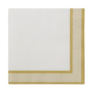 buy Party Porcelain Gold Cocktail Napkins