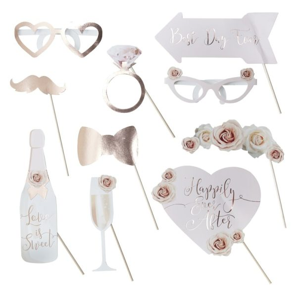 Buy Wedding Photo Booth Props