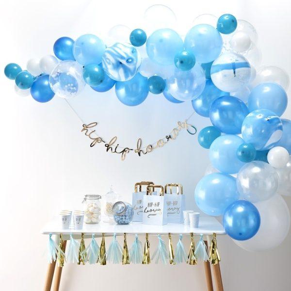 Blue-Balloon-Garland-Kit-Balloon-Arch-Kit-DIY