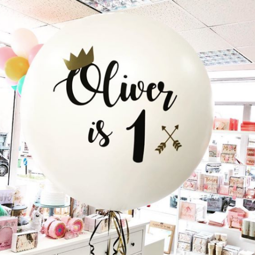 buy first birthday party balloons wild one party bristol helium balloon Best party shop bristol Helium balloons Clifton Bath