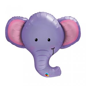 Giant elephant helium balloon bristol