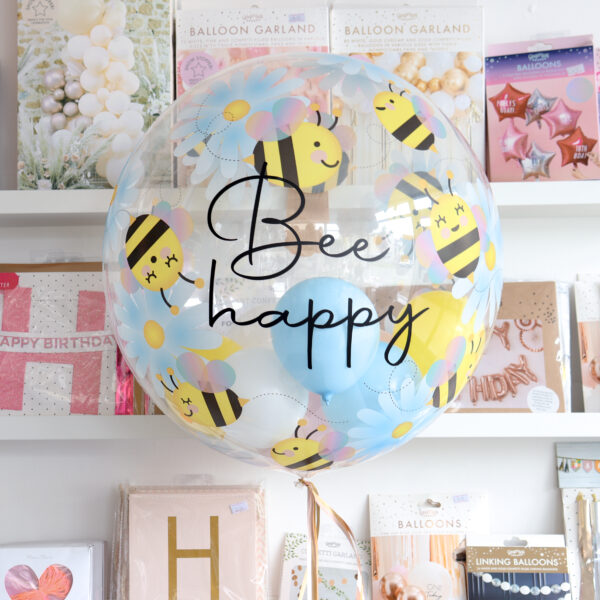 Bees Bubble Balloon