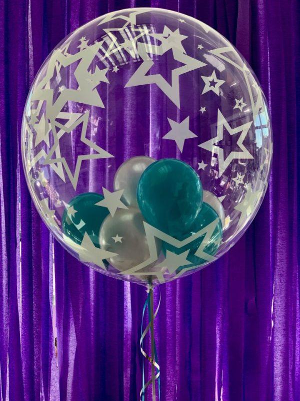 birthday boy helium balloon bristol