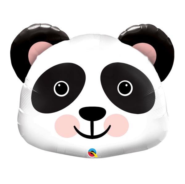 Panda Bear Animal Theme party Bristol Helium Balloon