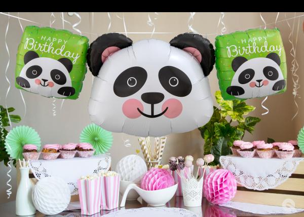 Panda party theme party birthday party