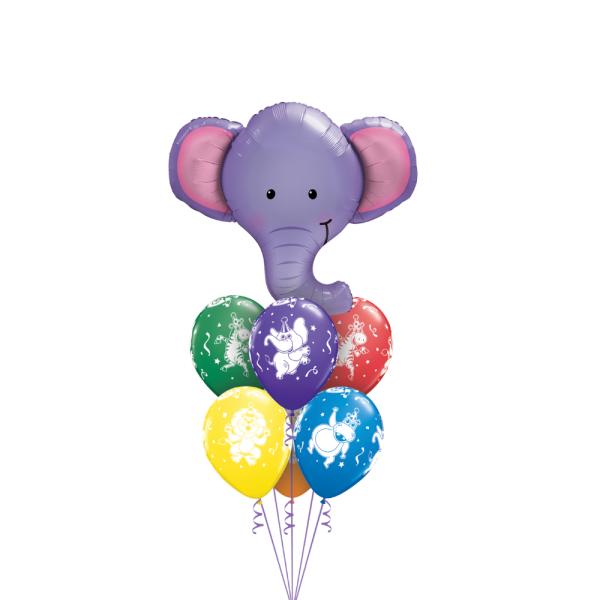 Elephant party balloons bristol