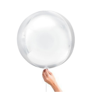 White Orbz Balloon Shop Helium Balloons in Bristol Party Shop best party decorations
