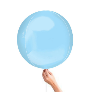 Light Blue Orbz Balloon Shop Helium Balloons in Bristol Party Shop best party decorations