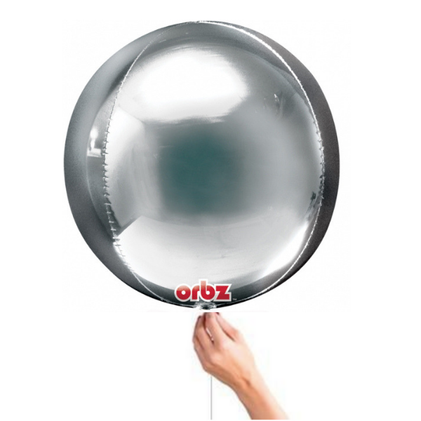 silver Orbz Balloon Shop Helium Balloons in Bristol Party Shop best party decorations