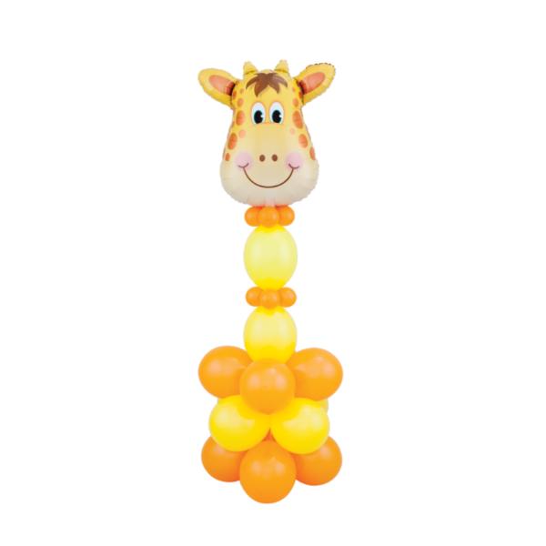 giraffe made with balloons Bristol