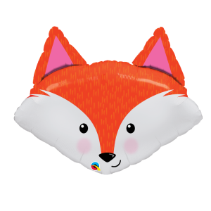 giant fox helium balloon Bristol Best party decorations for birthday parties