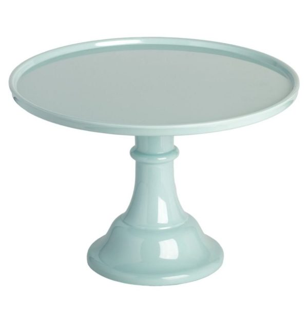 Vintage Blue Cake Stand Large cake stand for birthday cake, wedding cake. Vintage wedding decorations. Tableware. Party decorations in Bristol Clifton
