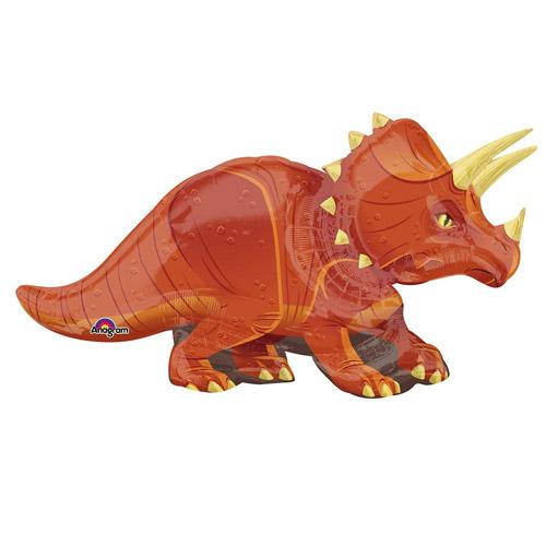 Helium, flat, dinosaur party, dinosaur collection,