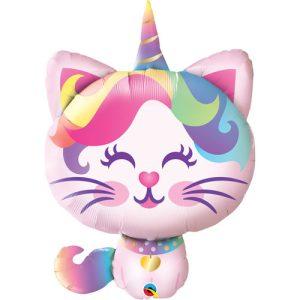 Giant Magic Cat Helium Balloon