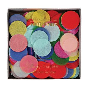 Bright Party Confetti