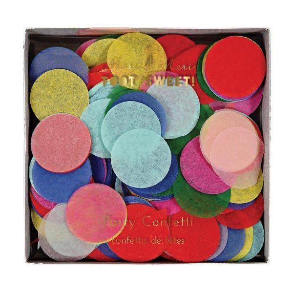 Bright Party Confetti