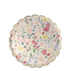 English Garden Side Plates_3