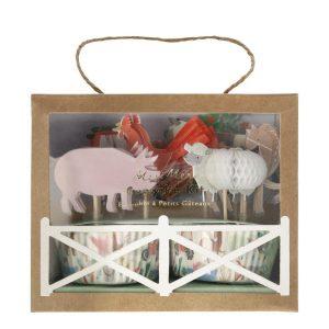 Farm Cupcake Kit