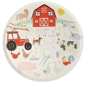 Farm Dinner Plates