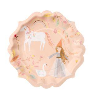 Magical Princess Large Plate